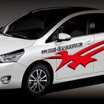 Stiker Mobil Avanza SM573