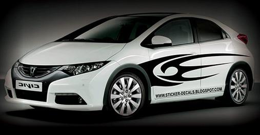 Stiker Mobil Keren SM572 - LaQuna VARIASI Toko Aksesoris ...