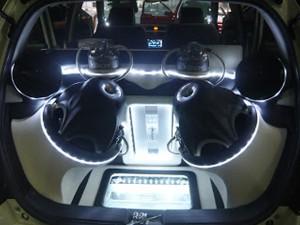 Pasang Audio Mobil SSM588